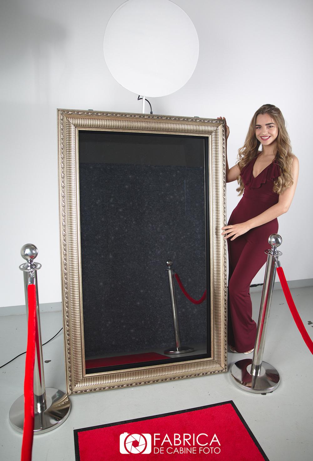 Cabina Oglinda Pro Mirror Photo Booth Pro 5300 Euro